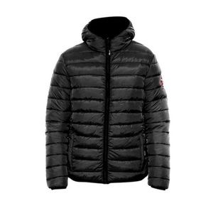 Bearpaw Fargo Black Puffer Coat Size